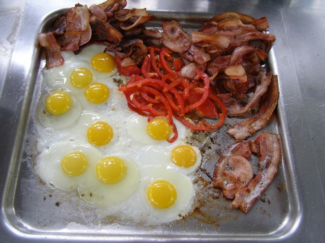 Stampede-style Breakfast