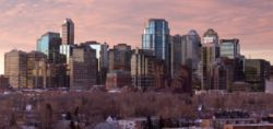 Another view of Calgary