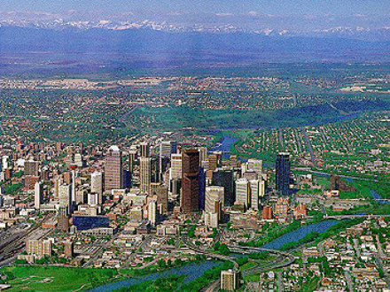 Calgary Real Estate West
