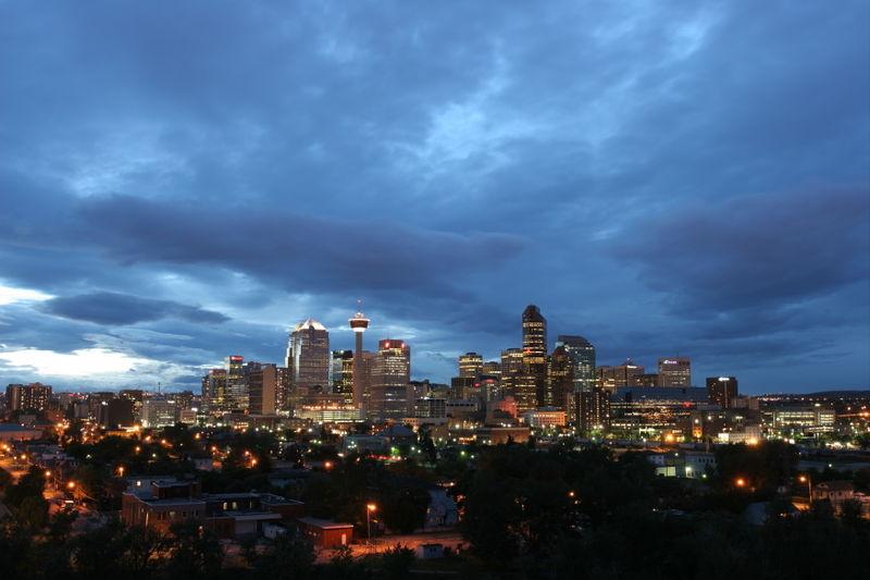 Calgary Canada weather