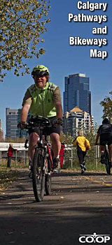 Calgary Bike Paths