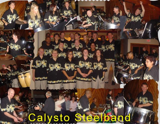 Steel Drums Band