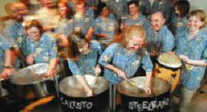 Steel Drum Pans