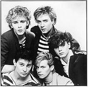 Duran Duran - 1980s Rock Music