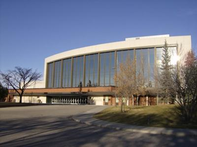 Calgary Jubilee, where music is performed