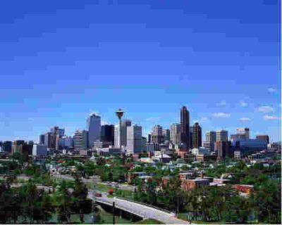 Beautiful City of Calgary