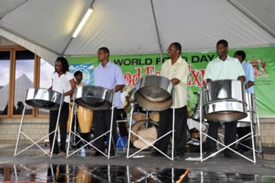 Steel Band Music