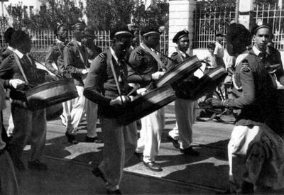 Steel Drums (long ago)