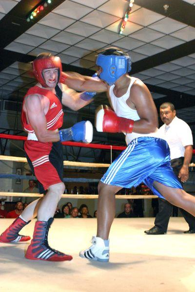 Calgary Boxing