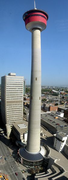 Calgary Tower Picture