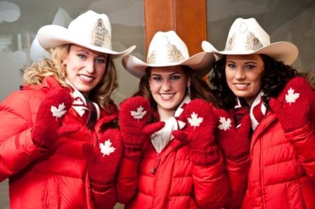 Girls of Calgary