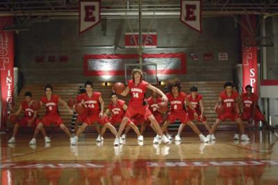 High School Musical Basketball Team