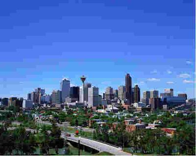 Beautiful City of Calgary