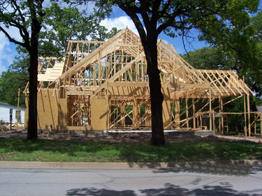 Home construction and renos