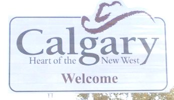 Calgary - Heart of the New West
