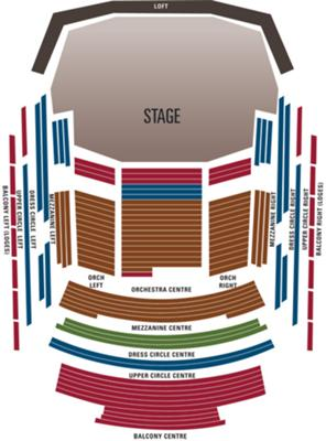 The Seating Plan