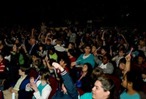 A Rowdy Crowd