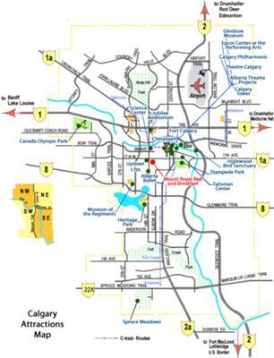 Helpful map