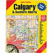 One of many Calgary maps