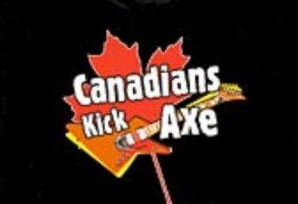 Canadians Kick Axe