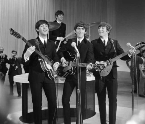 John Paul George and Ringo