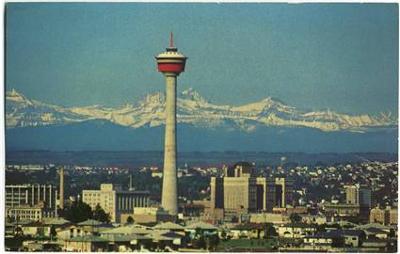 Calgary, around 1970